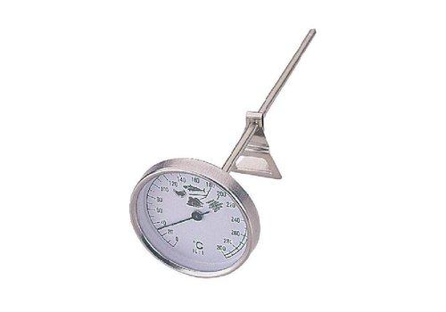 Hygiplas Thermomètre de Friture | 0/+300°C