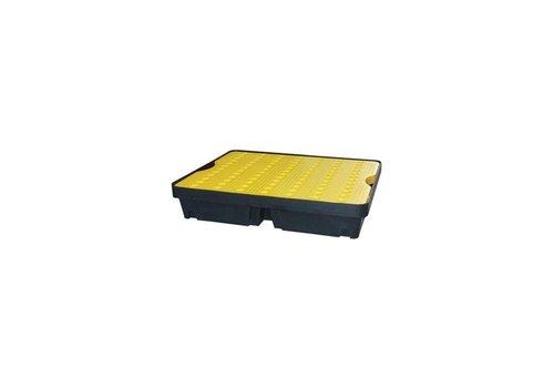 ProChef Bac d'égouttage - grille jaune - 2 formats