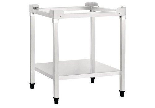 Buffalo Support Inox | Pour Friteuse Double | 562x527x658(h)mm
