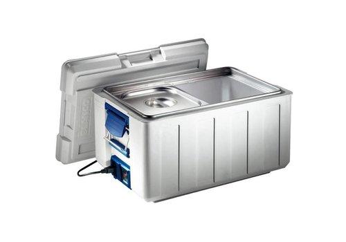 Blanco Récipient de transport de repas chauffé   1/1 GN