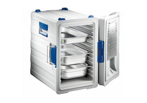 Blanco Récipient de transport de repas chauffé   3 x 1/1 GN