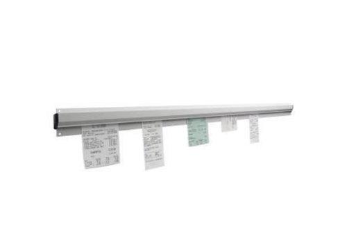 Saro Support à Bons de Commande | Aluminium - 600 mm