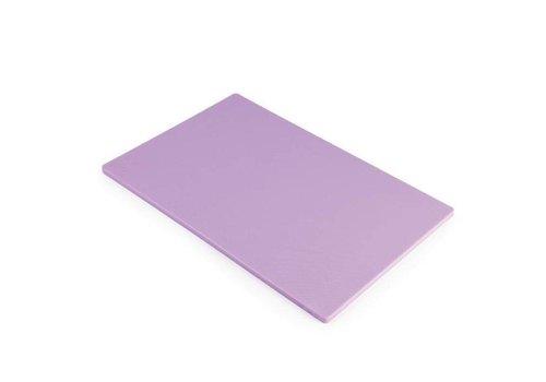 ProChef Planche à Découper Violette   Allergènes   300x450x12mm
