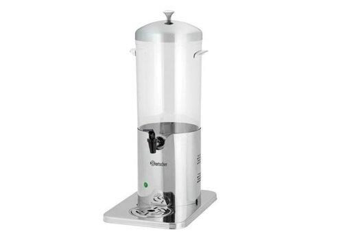 Bartscher Distributeur à Boissons Réfrigérée | 5 Litres | 60W | 220x332x500(h)mm