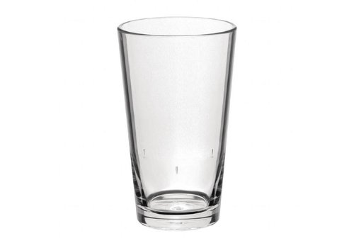 roltex Chope en Plastique | Sans Bpa | 440ml | (h)143xØ85mm