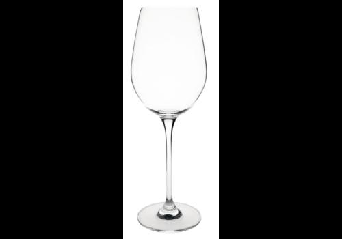 ProChef Verres à vin en cristal Campana   380ml   x6