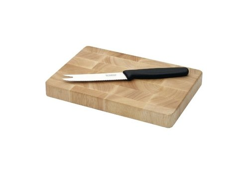 Hendi Planche à Découper En Bois | 150x230x(h)25mm