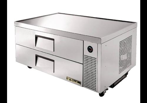 True Base d'équipement réfrigérée 2 tiroirs 113L TRCB-52