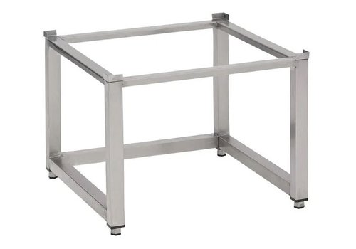 ProChef Support lave-vaisselle inox sans tablette inférieure 60 x 60 x 40 cm