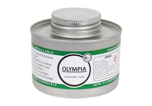 ProChef Combustible liquide Olympia 6 heures