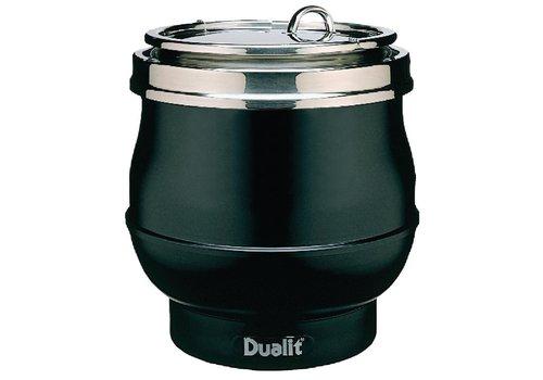 ProChef Marmite à soupe traditionnelle Dualit noire 70012
