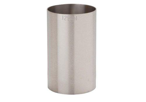 ProChef Mesure de Cocktail Estampillée / Acier Inoxydable / 125ml
