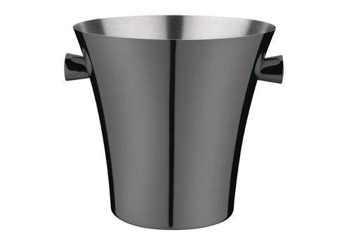 ProChef Seau à vin | Gris titane | 3,5 L | 230(H) x 210(Ø) mm