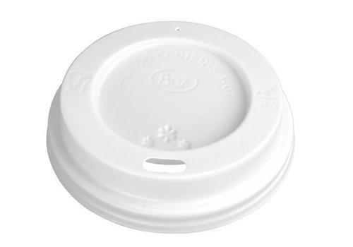 ProChef Couvercles pour gobelets boissons chaudes, 230ml x1000