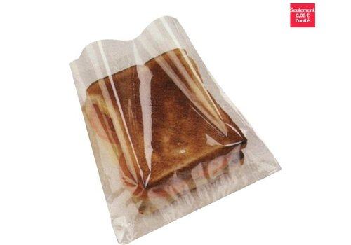 ProChef Sacs à toast jetables | Lot de 1000 | 180(H)x 160(L)mm