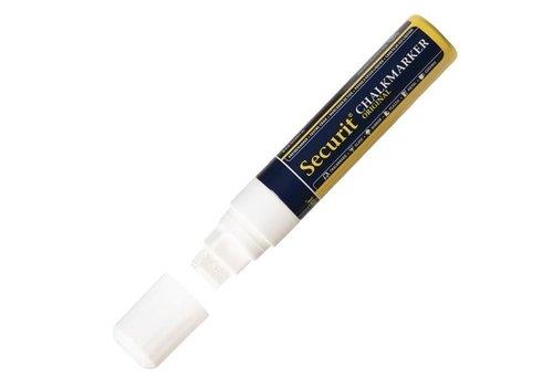 Securit Marqueur craie Securit 15mm blanc