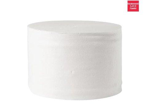 Jantex Rouleaux de papier hygiénique sans mandrin Jantex 96m