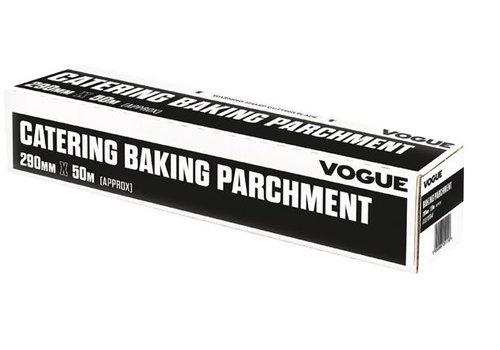 Vogue Papier sulfurisé 290mm x 50m Vogue