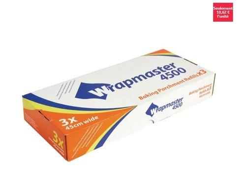 ProChef Papier sulfurisé Wrapmaster 50m x 450mm