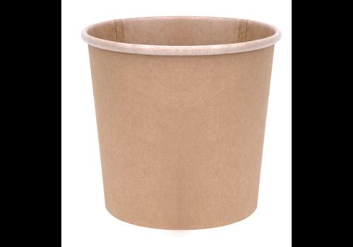 ProChef Pots à soupe compostables en PLA | 90,9 cl | lot de 500