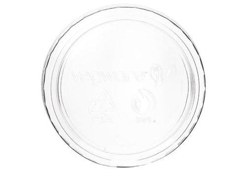 ProChef Couvercles PLA compostables Vegware pot 59 ml /118ml (x2000)