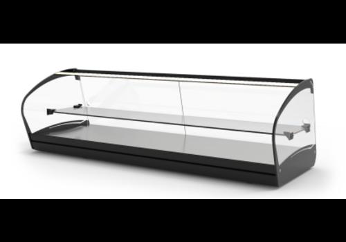Sayl Vitrine Neutre | Disponible en 4 Modèles | LED