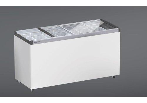 Liebherr Congelateur avec couvercle en verre 519 L