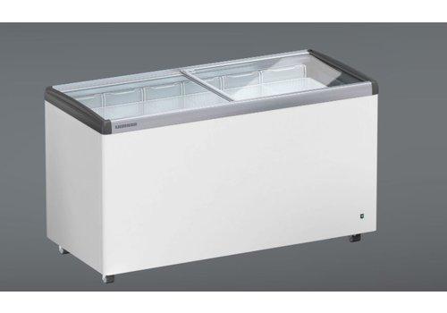 Liebherr Congelateur avec couvercle en verre 444 L