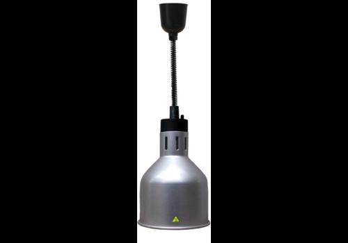 Combisteel CS Lampe chauffante 02 Argent | 230 Volt