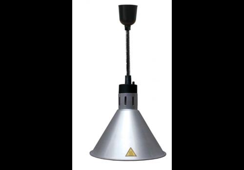 Combisteel CS Lampe chauffante 02 argent |230 Volt