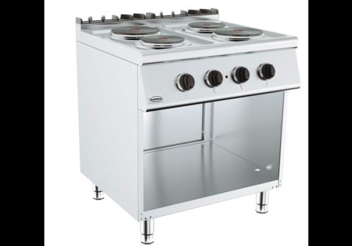 Combisteel Cuisiniere electriques   4 plaques