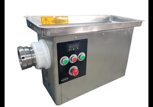 Combisteel Hachoir 400 KG/H | 230V | Avec tête en acier réfrigérée inoxydable