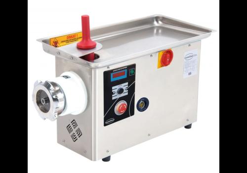 Combisteel Hachoir 600 KG/H | 400V | avec tete en acier réfrigérée inoxydable