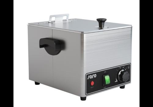 Saro Chauffe-Saucisses   4,6 litres   0,9 kW   26x32x26 cm