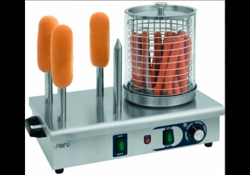 Saro Machine à Hotdog   4,5kW   19x24 cm