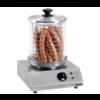 Bartscher Appareil à hot dog en inox | 800W | 28x28x35,5 cm