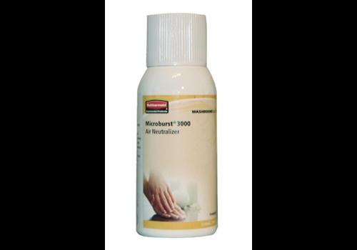 Rubbermaid Recharges  Microburst Energising Spa | 75 ml | lot de 12