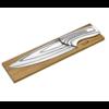 Deglon 4 couteaux | Avec un support en Chêne