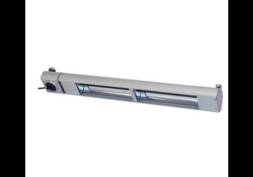 Roband Lampe Chauffante Infrarouge | 900W | Dim. 900mm | avec Intérrupteur