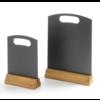 Hendi Ardoise de table - 2 pièces | 150x50x(h)230