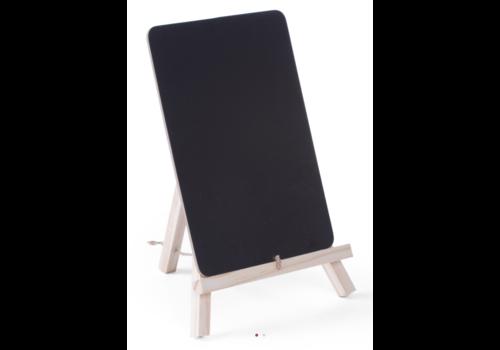 Hendi Ardoise de table - 2 pièces | 148x130x(h)120