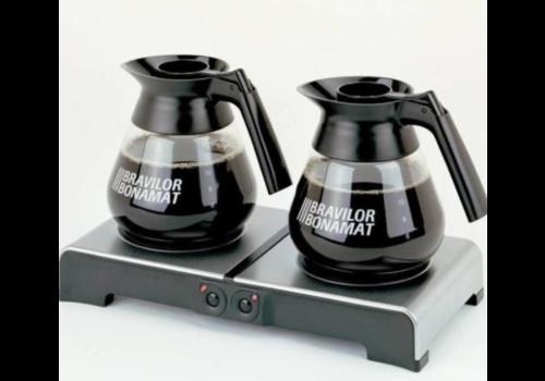 Bravilor Bonamat Plaques chauffantes HP 2 | 404x195x61 mm