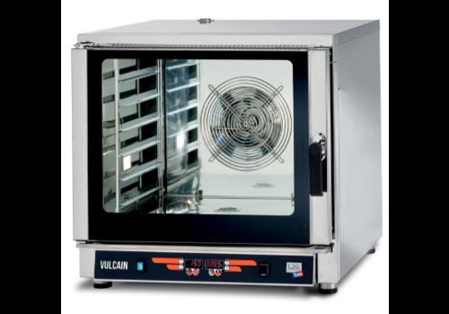 L2G Four Électrique Mixte Programmable   L-840xP-910xH-830mm   6 GN1/1 ou L600xP400mm   7,65 kW