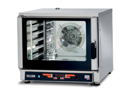 L2G Four Électrique Mixte Programmable   L-840xP-910xH-750mm   5 GN1/1 ou L600xP400mm   6,45 kW