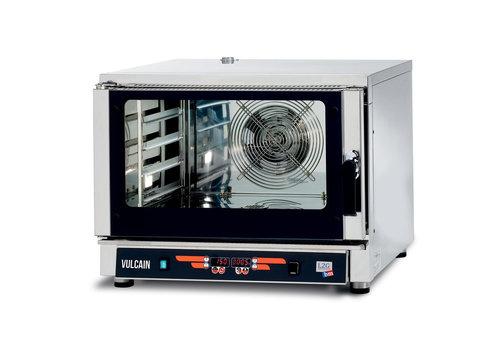 L2G Four Électrique Mixte Programmable   L-840xP-910xH-670mm   4 GN1/1 ou L600xP400mm   5,45 kW