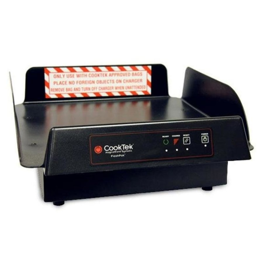 """CookTek Chargeur 