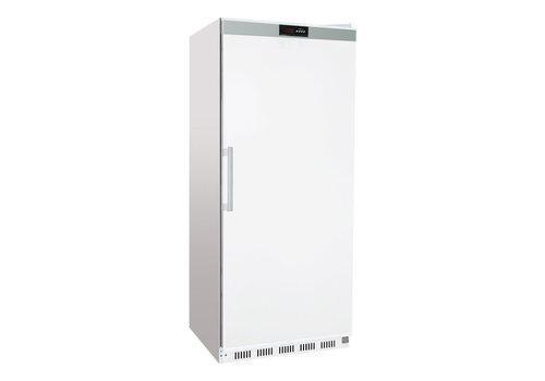 L2G Congélateur blanc 1 porte pleine Époxy | L-777xP-695xH-1895mm | 600L |
