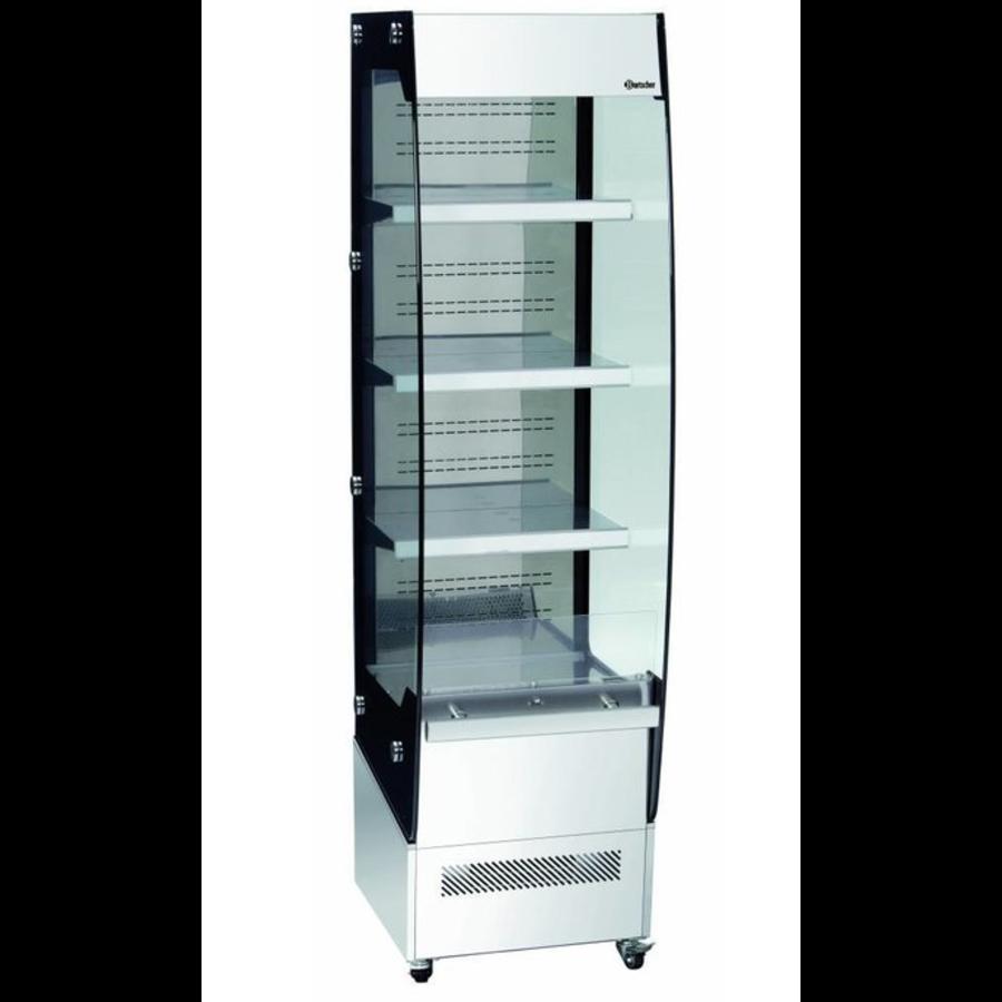 Armoire Murale Réfrigérée Rimi | 220 Litres | 3 Etagères | 494x600x(H)1742mm