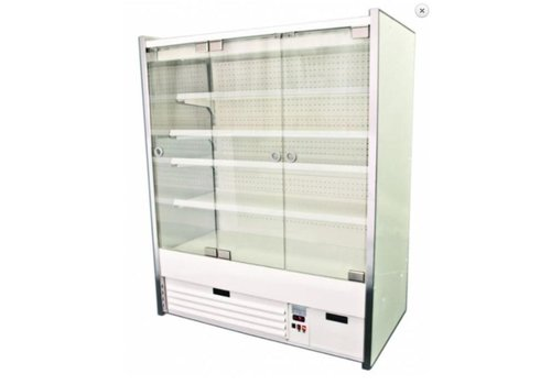Combisteel Chambre Froide Murale Fiona | Blanc | +1/ +10°C |  Eclairage LED