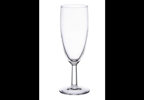 Arcoroc Flûtes à champagne Savoie | 170ml | Lot de 48